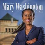 Image of UMW Magazine cover